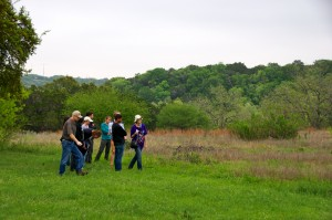 Val Bugh leading field activity