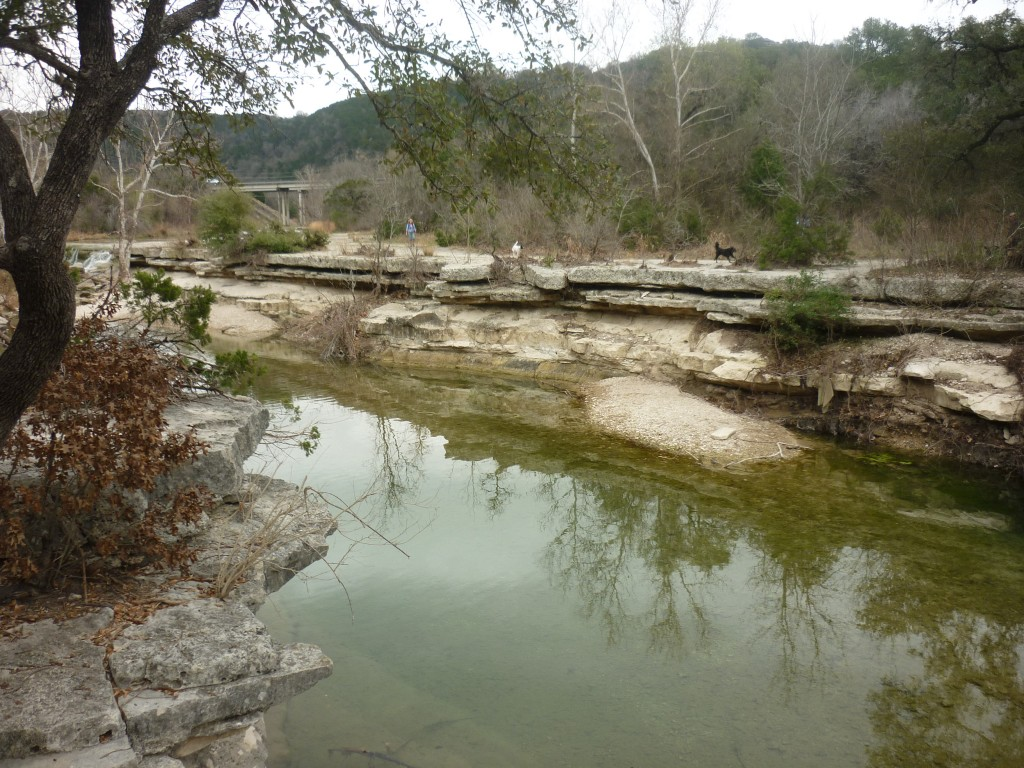 Another view of the creek and 360