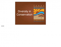 Diversity-in-Conservation-TXMN-Annual-Meeting-2017
